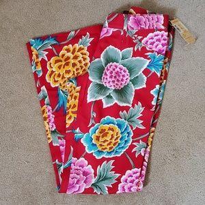 Dolce & Gabbana Bright Floral patterned pa…